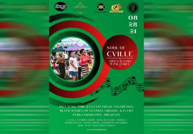 Soul of CVILLE Festival Announced